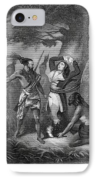Joseph Brant (1742-1807) Phone Case by Granger