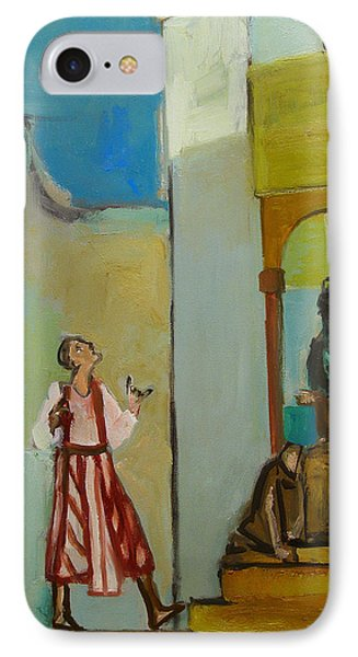 Joseph Sent To His Brothers Phone Case by Richard Mcbee