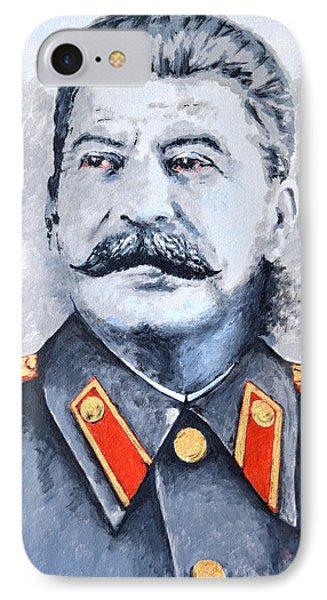 Joseph Stalin IPhone Case