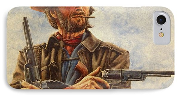 Josey Wales IPhone Case