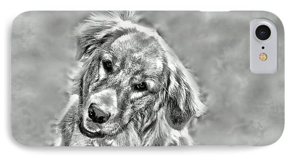 IPhone Case featuring the photograph Josie by Kenny Francis