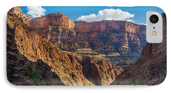Journey Through The Grand Canyon IPhone Case by Inge Johnsson