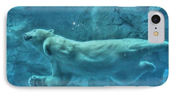 Journey To Churchill J2c IPhone Case by Larry Trupp