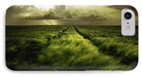 Journey To The Fierce Storm IPhone Case