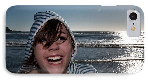 Joy Phone Case by Lisa Knechtel