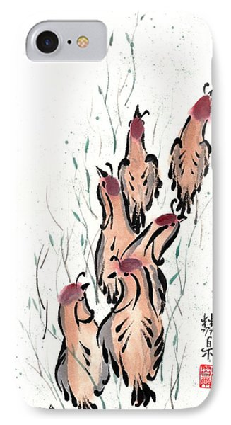 IPhone Case featuring the painting Joyful Excursion by Bill Searle
