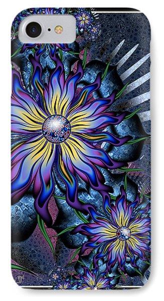 Joyful Julia IPhone Case by Kim Redd