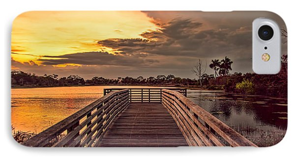 IPhone Case featuring the photograph Jpp Sunset by Don Durfee