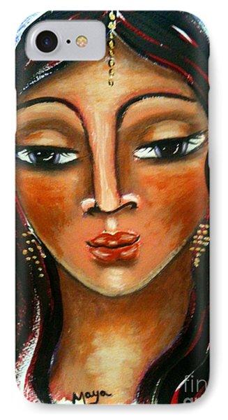 Judith IPhone Case by Maya Telford