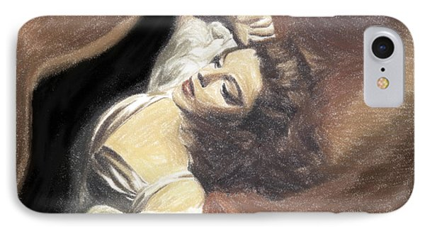 Judy Garland - Beauty Dream Phone Case by Angela A Stanton