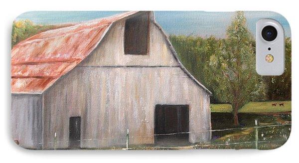 Julian Homestead Barn IPhone Case