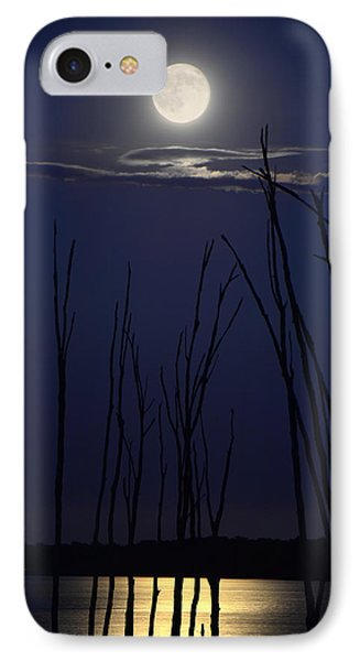 July 2014 Super Moon IPhone Case