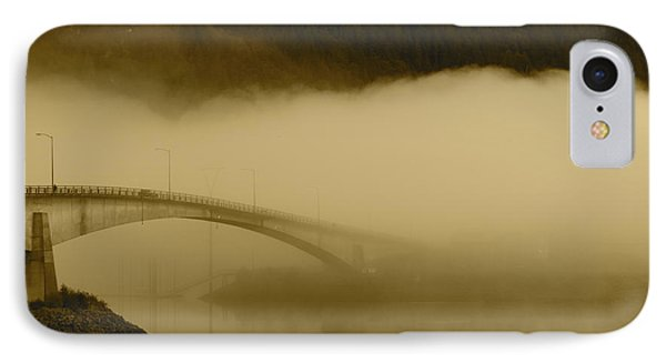 Juneau - Douglas Bridge IPhone Case
