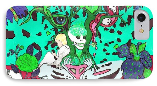 IPhone Case featuring the digital art Jungle Fever 4 by Stephanie Grant