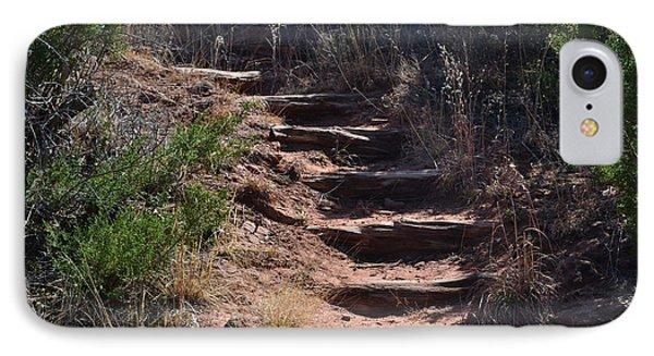Juniper Ridge Steps IPhone Case
