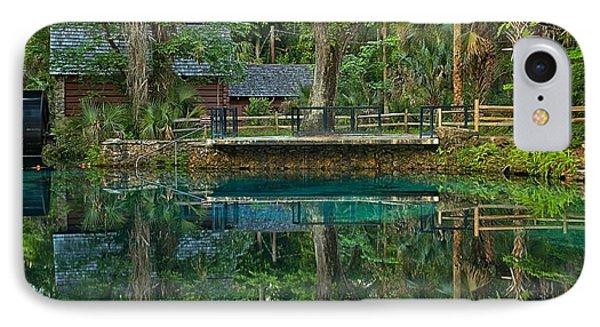 Juniper Springs Florida IPhone Case