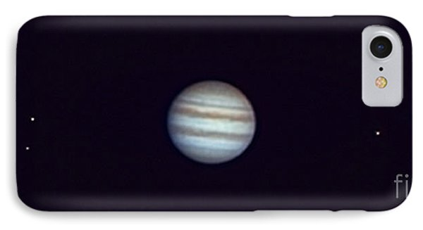 Jupiter And Moons IPhone Case