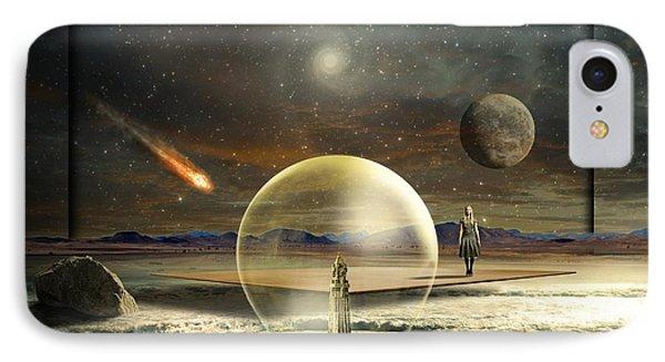 Jupiter Session IPhone Case by Franziskus Pfleghart