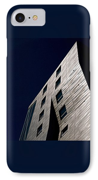 Just A Facade Phone Case by Rona Black