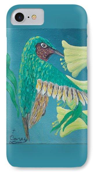 Just A Hummingbird IPhone Case