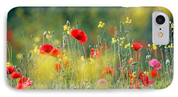 Just A Perfect Day IPhone Case by Roeselien Raimond