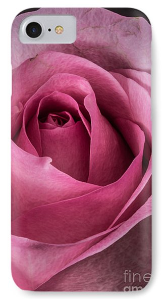 Just A Rose Phone Case by Mitch Shindelbower