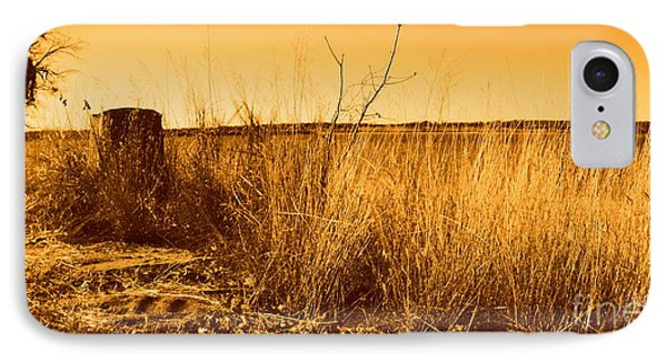 Just A View Phone Case by Mickey Harkins