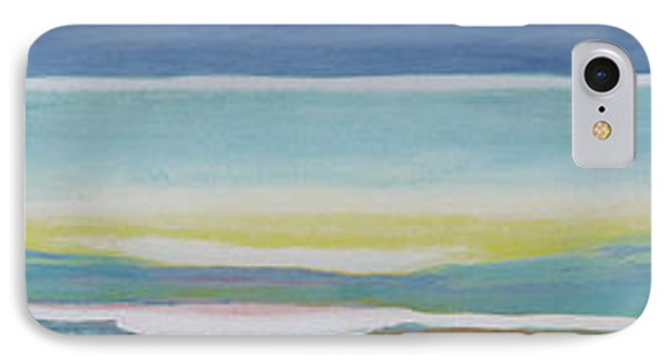 Just Above Sea Level IPhone Case by Lou Gibbs