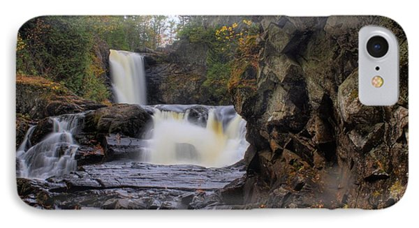 IPhone Case featuring the photograph Just Around The Bend by Greg DeBeck