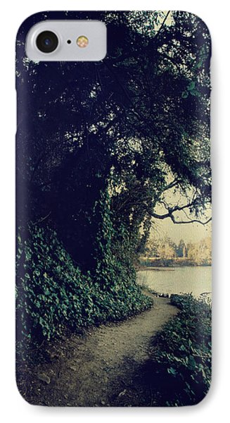 Just Around The Corner Phone Case by Laurie Search