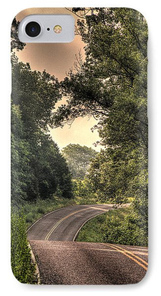 Just Before B IPhone Case by William Fields