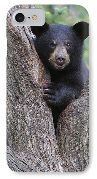 IPhone Case featuring the photograph Just Being Coy by Gerry Sibell
