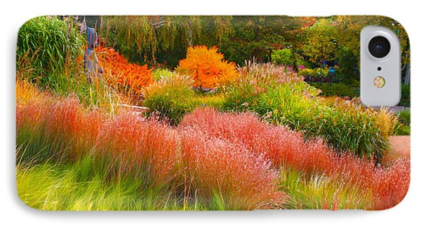 Just Being Natural In A Garden IPhone Case