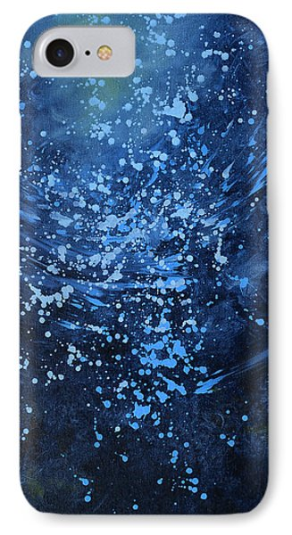 Just Beneath The Surface Phone Case by Kim Sobat