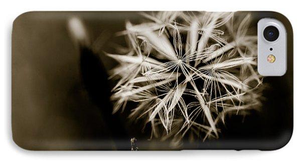 Just Dandy Dandelion Phone Case by Isabel Laurent