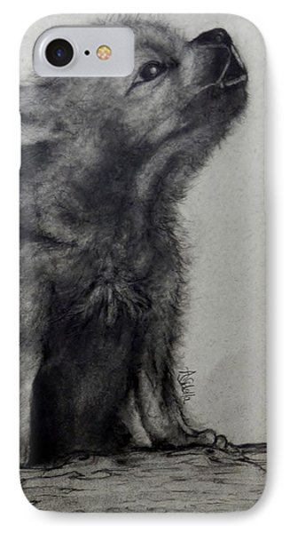 Just Like Mama IPhone Case by Annamarie Sidella-Felts