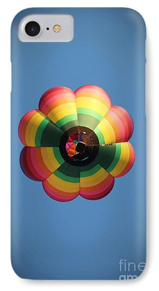 IPhone Case featuring the photograph Just Look Up by Laurinda Bowling