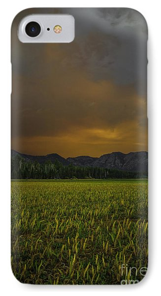 Just One Of Those Days IPhone Case by Mitch Shindelbower