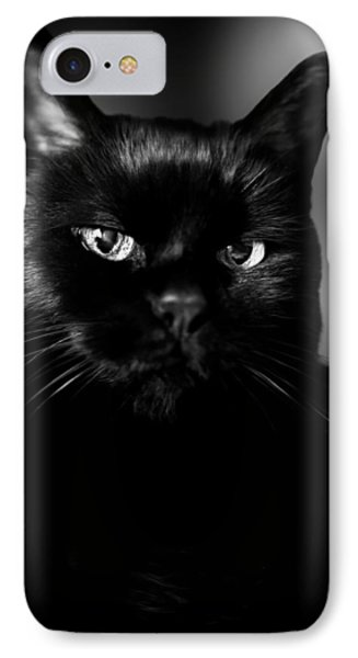 Just Thinking Phone Case by Bob Orsillo