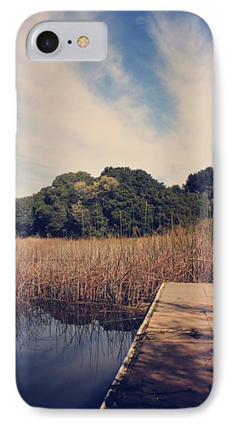 Just To Make This Dock My Home Phone Case by Laurie Search