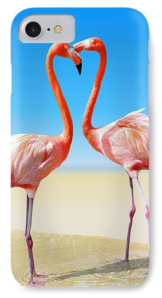 Just We Two IPhone 7 Case
