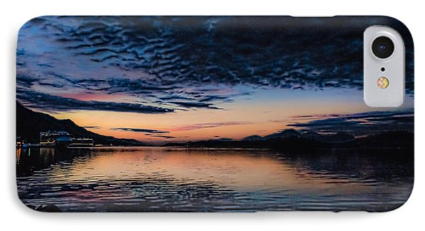 K Town Sunrise IPhone Case by Timothy Latta