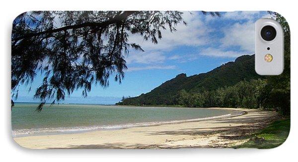 Ka'a'a'wa Beach Park IPhone Case by Kenneth Cole