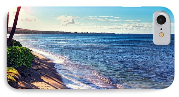 Kaanapali Beach IPhone Case by Lars Lentz