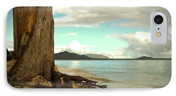 Kailua Beach IPhone Case