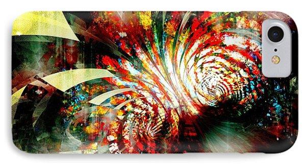Kaleidoscope IPhone Case by Anastasiya Malakhova