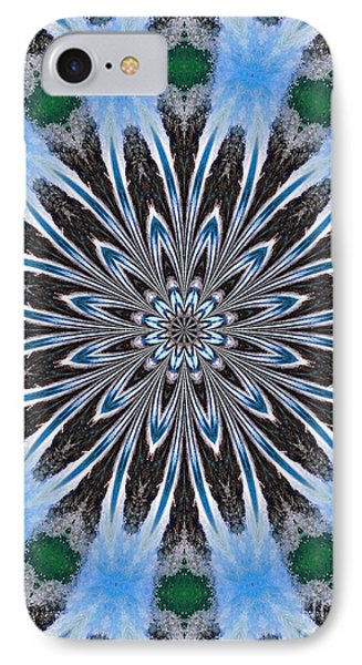 Kaleidoscope Flowing IPhone Case
