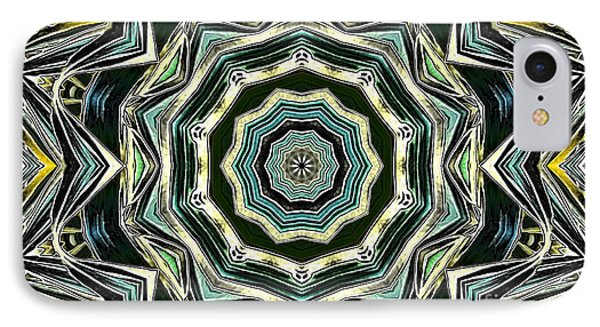 IPhone Case featuring the photograph Kaleidoscope by Oksana Semenchenko