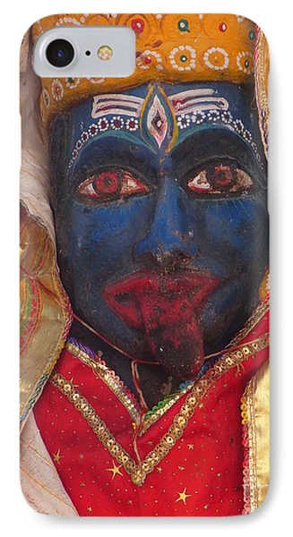 Kali Maa - Glance Of Compassion IPhone Case