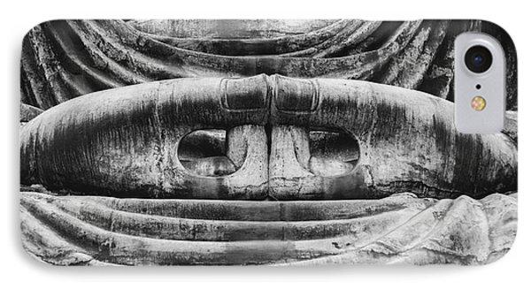Kamakura Buddha V - Daibutsu IPhone Case